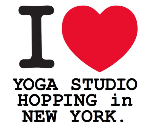 Yogareise new york